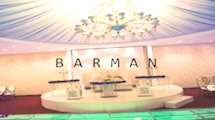 باغ تالار تیام اصفهان