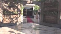 فیلم تالار پذیرایی کاخ اعظم مشهد