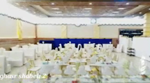 تالار پذیرایی قصر شب ۲ اصفهان