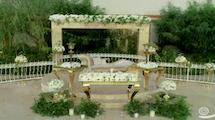 باغ تالار آلنوش مشهد