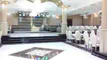 فیلم تالار پذیرایی کاخ اعظم مشهد 3