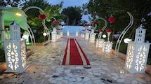 باغ تالار یاس شهریار