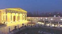 فیلم تالار پذیرایی قصر طلایی ملارد