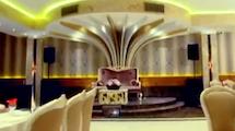 فیلم تالار پذیرایی سرو سعادت آباد